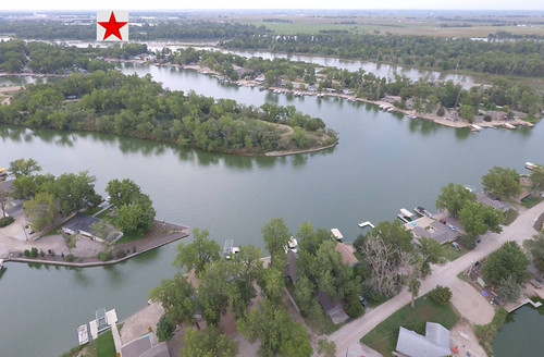 Koester Lake Home S-1033 w star