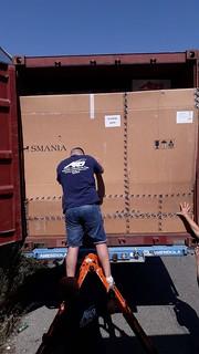 Container per Washington DC