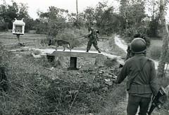 Patrol, Vietnam, circa 1970