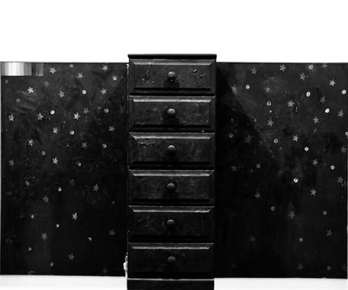Black Child's Room (1962)  - Jim Dine (1935)