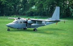 Photo of Army Air Corps Britten Norman BN-2T Islander AL1 ZG845