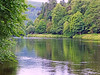 The River Tay in Dunkeld.