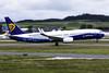 Ryanair - Boeing 737-8AS - EI-DCL - Aberdeen Airport