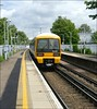 Southeastern Train No. 465046 heads way from Belvedere en-route to Erith, Slade Green and Dartford