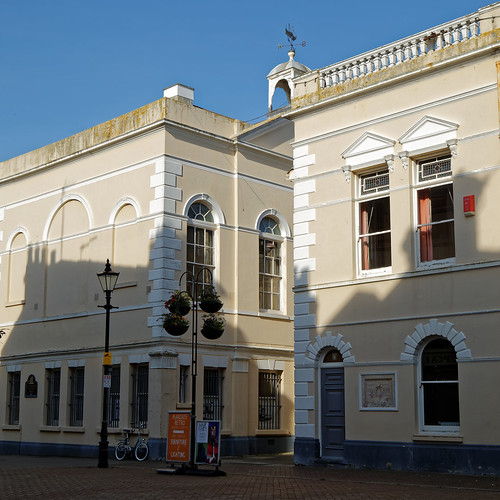 19th-century municipal buildings Margate Kent England