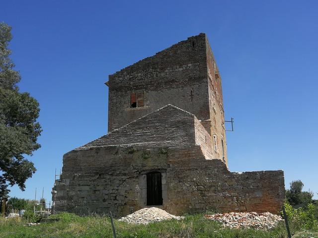 Photo 2 - Évolution des travaux de la tour Lacassagne
