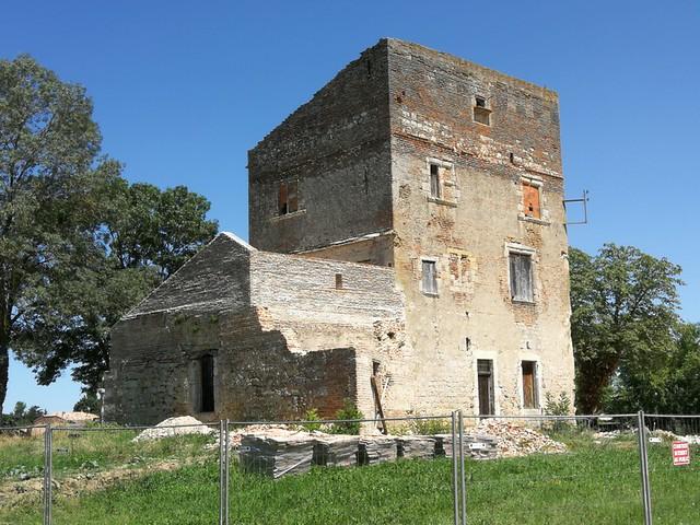 Photo 3 - Évolution des travaux de la tour Lacassagne