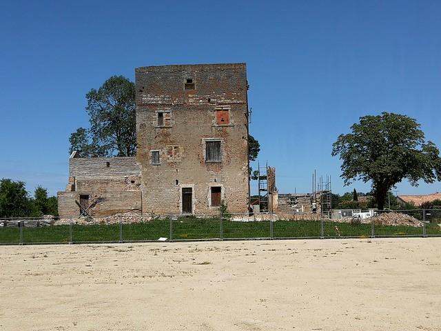 Photo 6 - Évolution des travaux de la tour Lacassagne