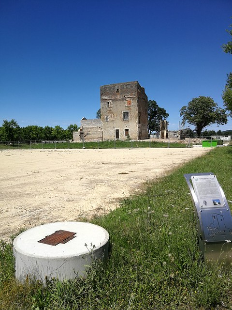 Photo 7 - Évolution des travaux de la tour Lacassagne