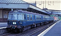 Photo of 303 056 at Motherwell