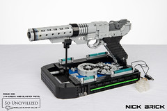 Jyn Erso's A180 Blaster Pistol - Rogue One