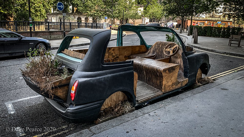 Open top Taxi.....