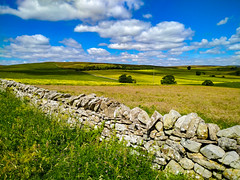 Photo of Yorkshire countryside