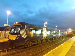 Photo of 170408 at Cowdenbeath (2)