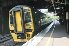 Photo of 158 828 Arriva Trains Wales Smethwick Galton Bridge