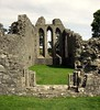 Inch Abbey (2 of 2) Near Downpatrick County Down Northern Ireland