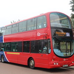 Go North East 3963 | NK06 JXD