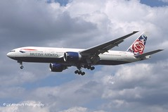 Photo of G-VIIS_B772_British Airways_Chelsea Rose