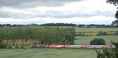 Photo of 66717 at North Anston