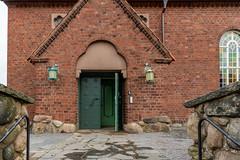 Masthuggskyrkan, Göteborg, Suède