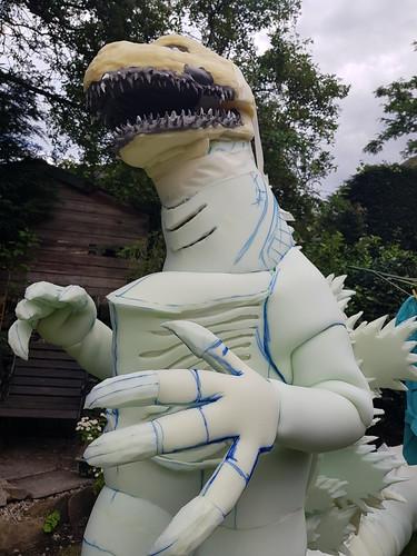 W.I.P Shin Godzilla cosplay