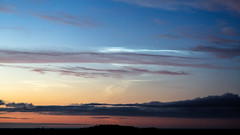 Photo of Noctilucent Clouds 2020 July 03 - 23:45 UT