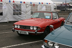 Photo of Triumph Stag (1973)