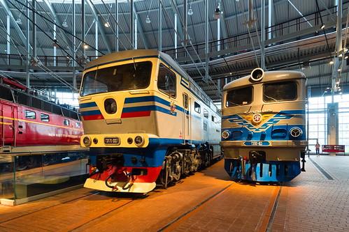 Russian Railway Museum 4 ©  Alexxx Malev