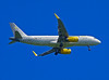 EC-MGE Airbus A320 of Vueling Airlines