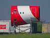 RP-C8992 Airbus A320 rear fuselage section ex Zest Airways