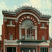 Evanston Theatre Evanston Illinois Vintage Postcard