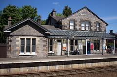 Photo of Blair Atholl Railway Station