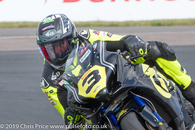 Thruxton 2019 - Superstock 1000