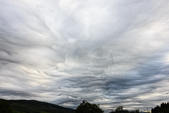 Photo of Strange clouds