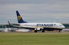Photo of 9H-QDW Boeing 737-8AS Ryanair - Malta Air