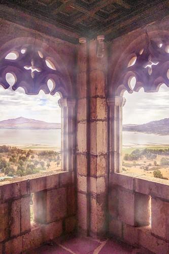 Castillo de Manzanares el Real, Madrid. España