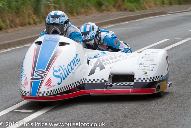 Isle of Man TT 2018: Sidecar TT Race 1
