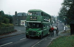 Photo of LCBS Routemaster twilight