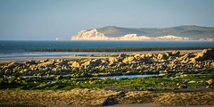 Côte d'Opale - Blick auf das Cap Blanc Nez