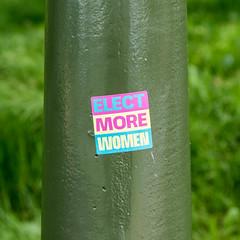 Elect More Women