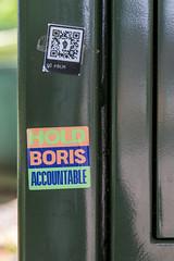 Hold Boris Accountable