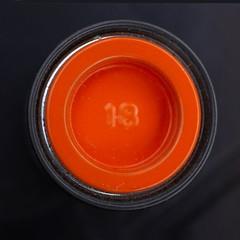 Photo of Paint Pot - Orange