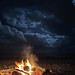 full moon freedom fire (listening to