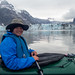 Kayaking to Johns Hopkins Glacier, Glacier Bay National Park, Alaska