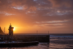 Photo of Lynmouth-Sunset
