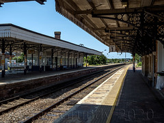 Photo of Sleaford Station 8175