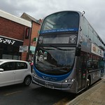 Go North East 6113 on the 309