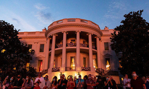 Salute to America 2020 by The White House, on Flickr