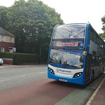 Stagecoach Newcastle 19645 on the 38