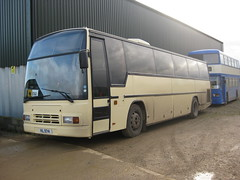 Photo of South Leicestershire Travel VIL9741